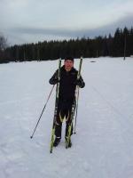 Na běžkách v Jizerkách